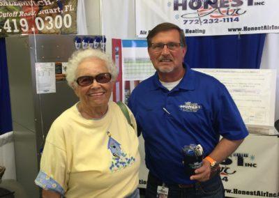 Mrs. Kauffman & Gene